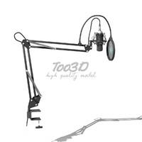 3d mic stand antipop model