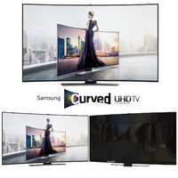 3d model samsung curved smart uhd