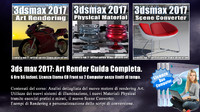 067 3ds max 2017 Art Render Guida Completa vol 67 Italiano cd front