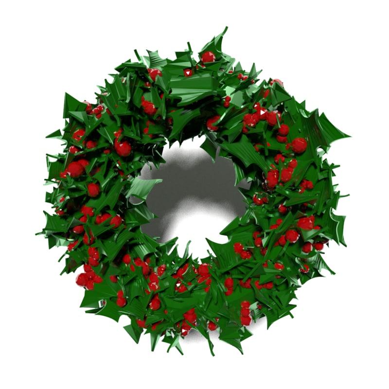 christmas wreaths blend free