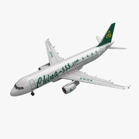 ma airbus a320 spring airlines
