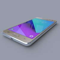 3d samsung galaxy j2 prime model