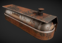 rusty version fuel tank 3ds