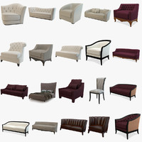 Opera Contemporary 20 furniture 3D models