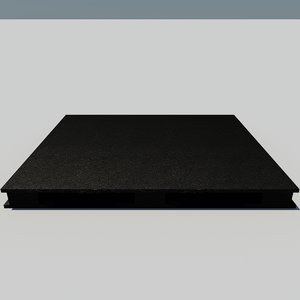 plastic palet 3d model