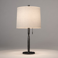 barbara barry figure table lamps obj