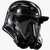 Death Trooper Helmet Printable