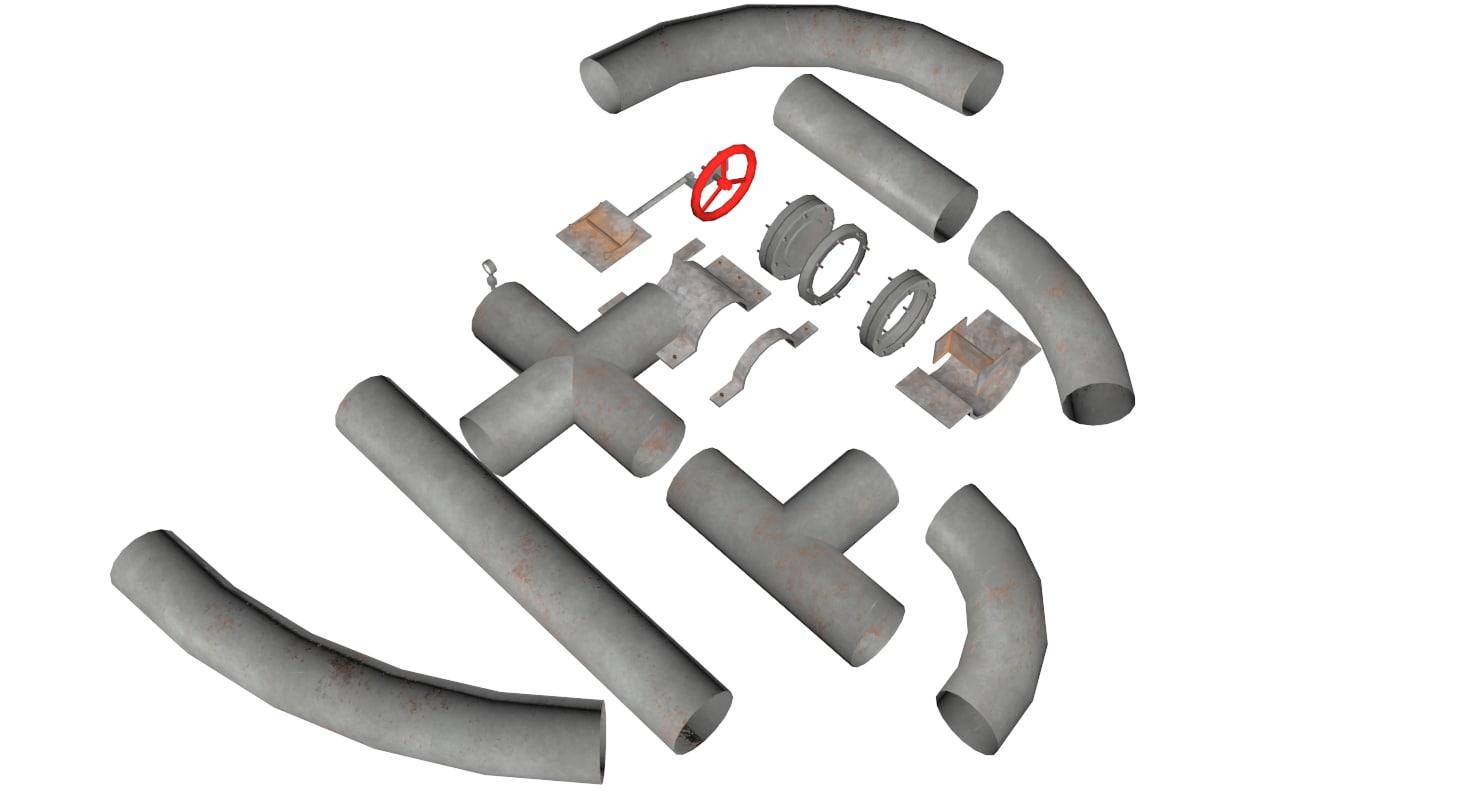 pipe set max
