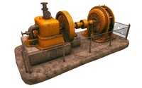 Old generator