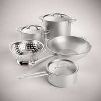 pots and pan set