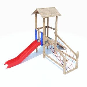 tower slide max