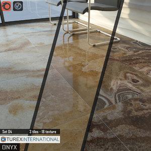 3d tile turex international onyx