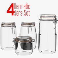 3ds 4 hermetic jars