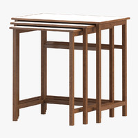 3d model table 78