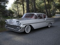 Chevrolet Delray 2-Door Sedan 1958