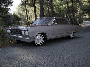 chevrolet impala 1963 3d max