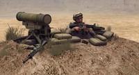 3d foxhole military atgm