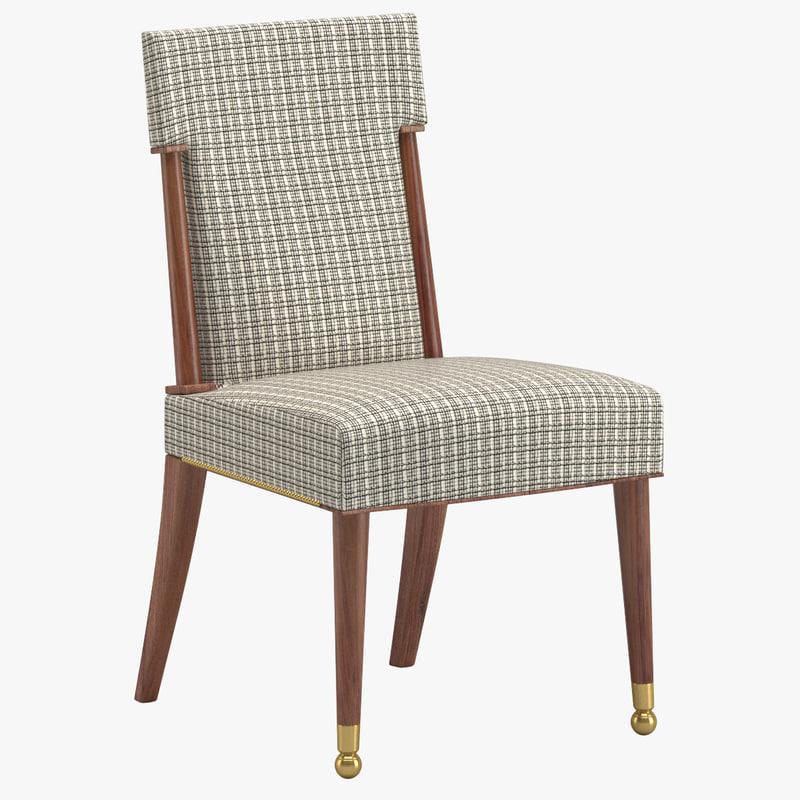 3d chair 58