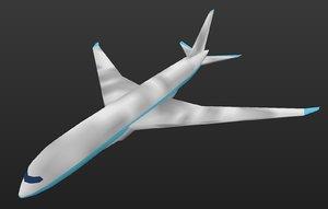 airliner fbx free