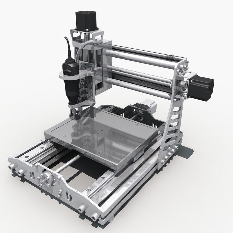 3d cnc engraving machine