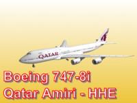 3d boeing 747-8i qatar amiri