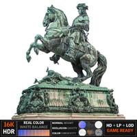 Statue  Horse ULTRA HD
