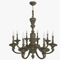 Chandelier Possoni