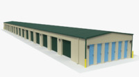 3d model storage unit