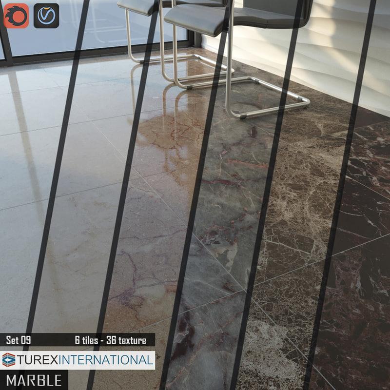 tile turex international marble 3d max