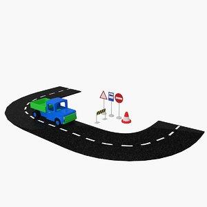 play set 3d model