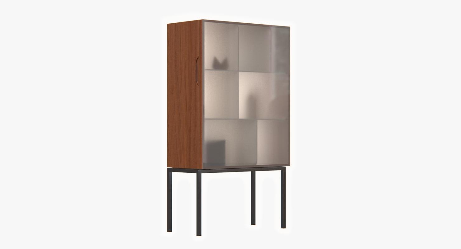 cabinet stine aas 3d model