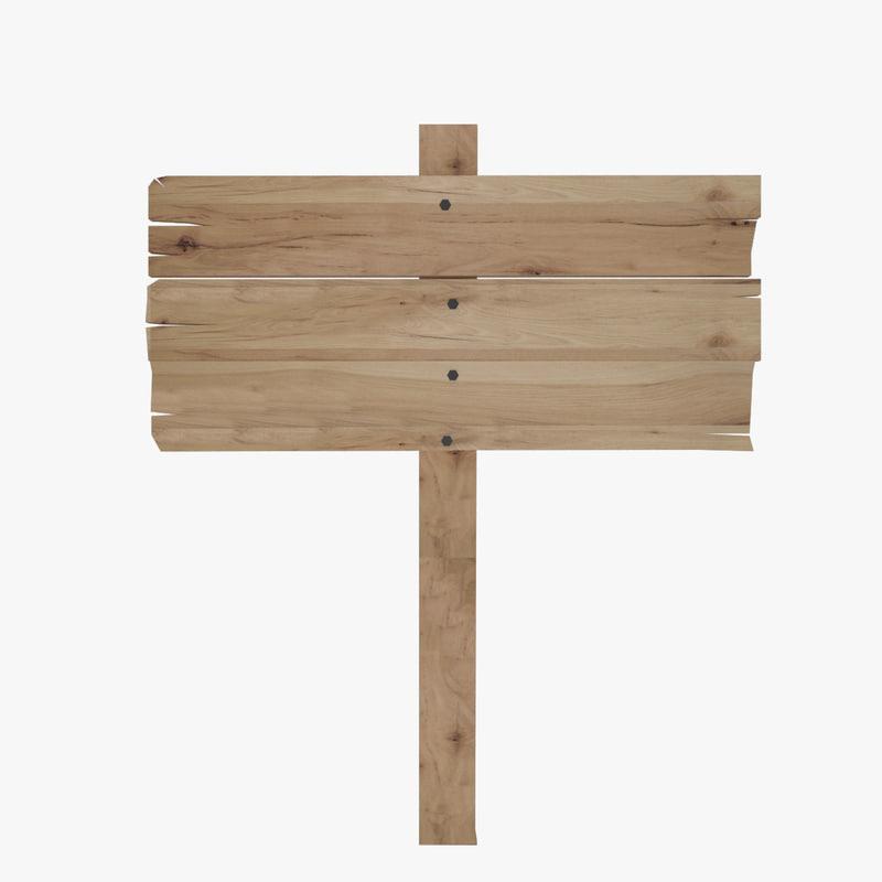 wood panel 3ds