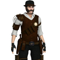 Steampunk Sheriff