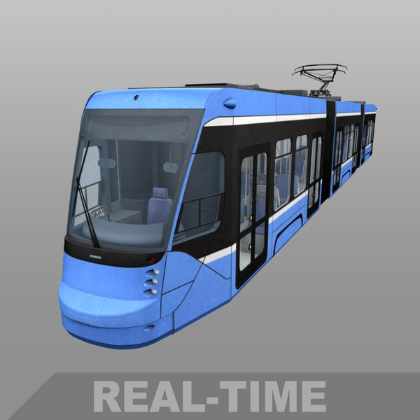 real time siemens avenio 3d model