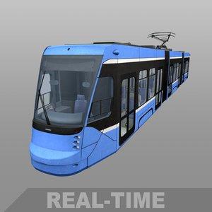real time siemens avenio 3d model