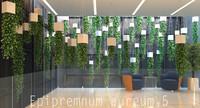 epipremnum aureum 3d max