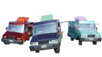 food truck blend
