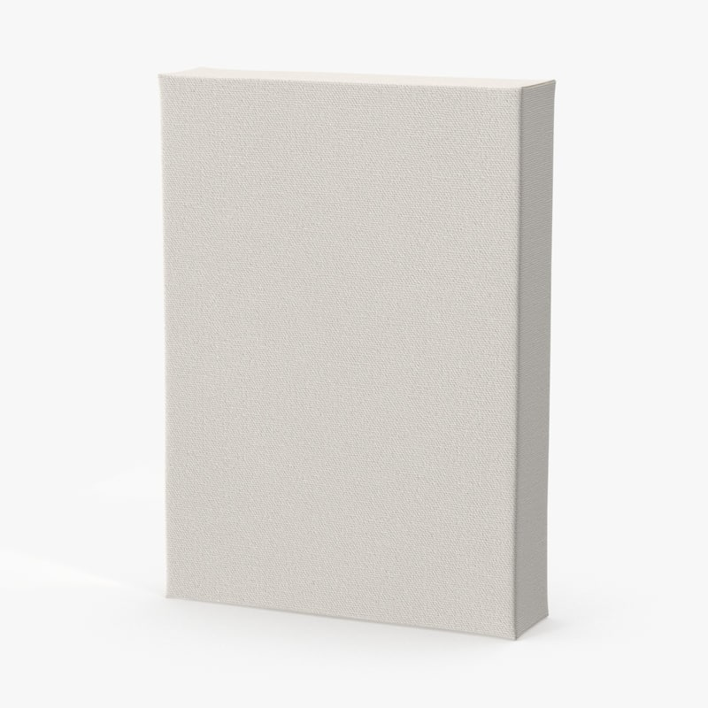 3d blank canvases 5x7