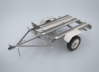 moto trailer