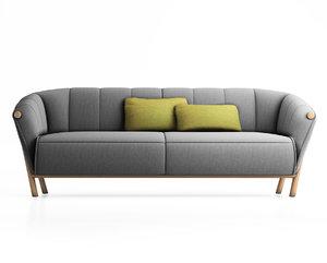 yas sofa bosc 3d model