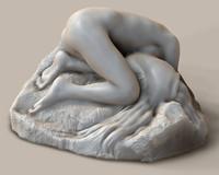 3d sculpture danaides