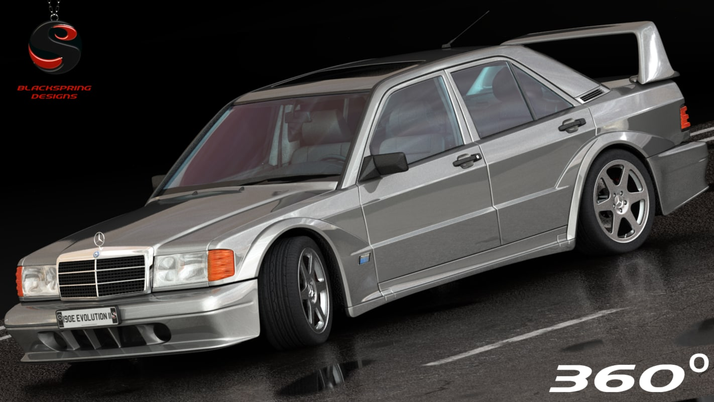 mercedes-benz 190e 1990 max