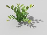 3d plant games model