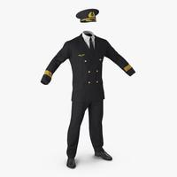 Airline Pilot Uniform