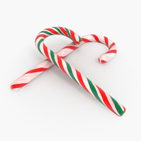 christmas candy 3d max