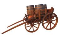 3d medieval assets pumpkins model