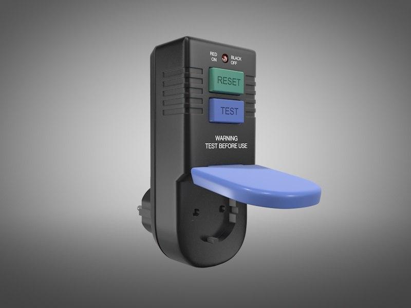 c4d prcd power plug safety