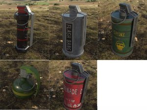 grenade 3ds