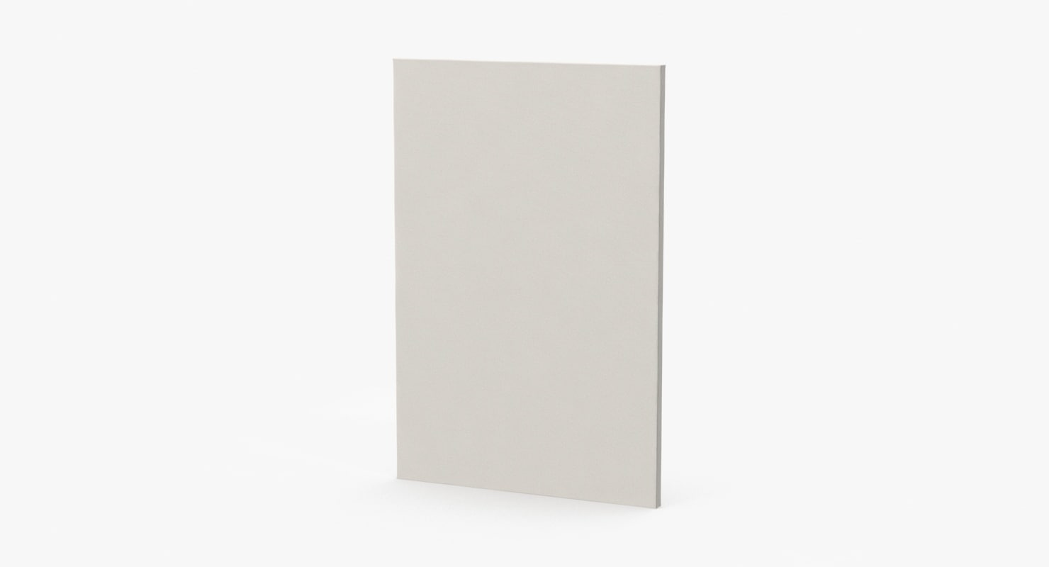 3d blank canvases 20x30