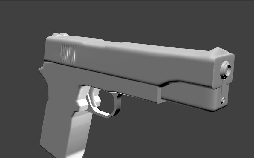 fn handgun 3ds